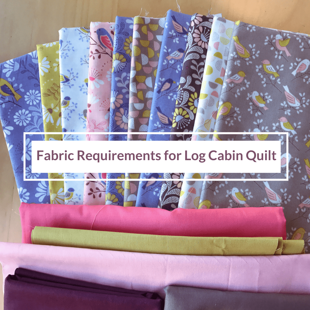 fabric requirements for quilts
