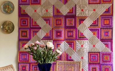 How to Quilt with Silk Fabric