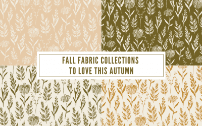 10 Fall Fabric Collections to Love this Autumn