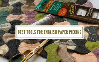 7 Best English Paper Piecing Tools