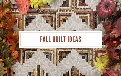 7 Beautiful Fall Quilt Pattern Ideas to Try Out in 2021