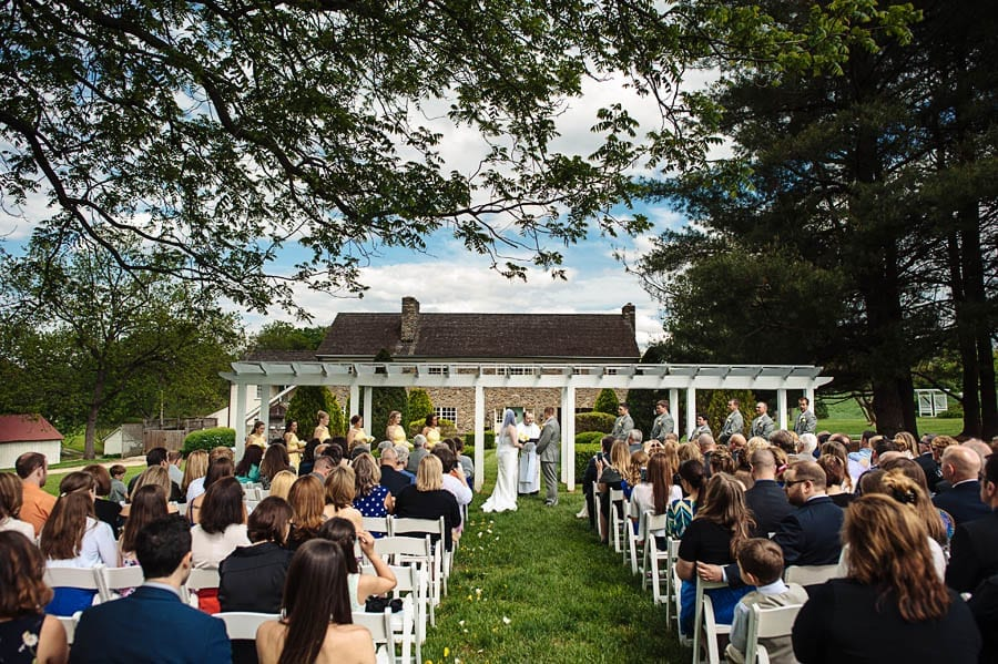 stone manor country club wedding ceremony loaction middletown