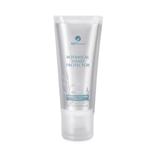 NHT Global Botanical Hand Protector | Moisturizer to protect your hands all year.