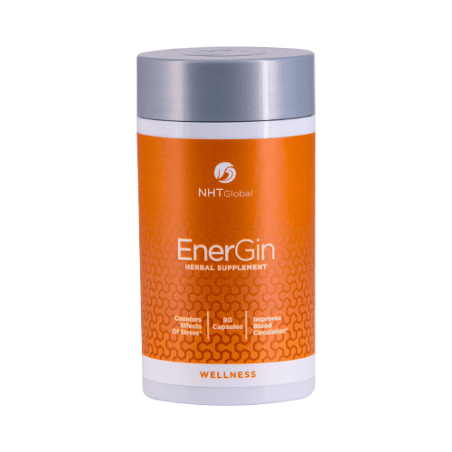 Energin Herbal Supplement | Ginseng Natural Energy Supplement | NHT Global