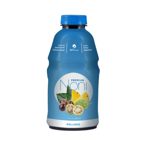 Premium Noni Juice | Wellness in a Bottle | NHT Global