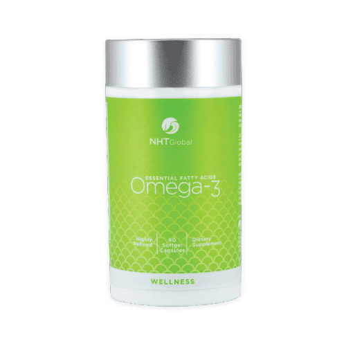 Essential Fatty Acids Omega-3 | Dietary Supplement | NHT Global