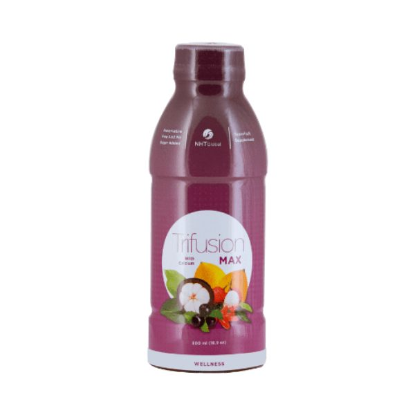 Trifusion Max Super Juice | 6 Super Fruits, 1 Amazing Juice