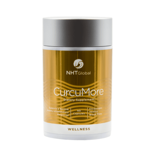 CurcuMore Dietary Supplement | High Potency Turmeric | NHT Global