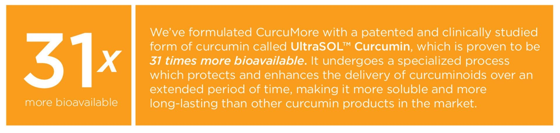 CurcuMore | Powerful Curcumin Supplement