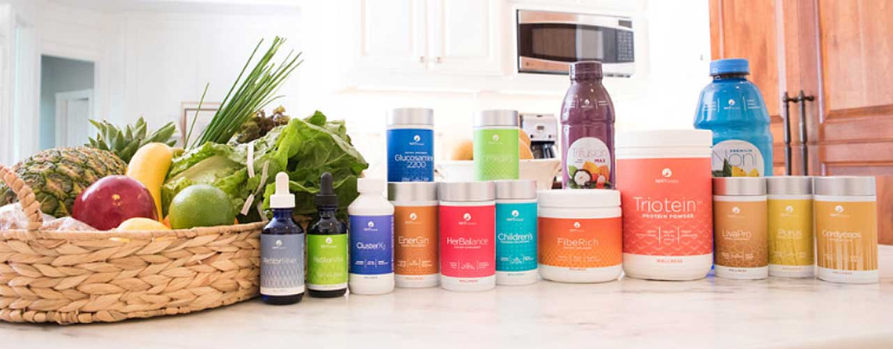 Complete Health, Wellness, Beauty Product Listing | NHT Global