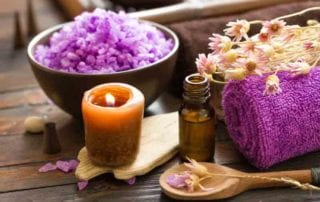 Aromatherapy Removing Wrinkles