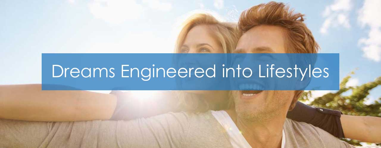 Engineered Lifestyles Home Page   Dreams Engineered into Lifestyles