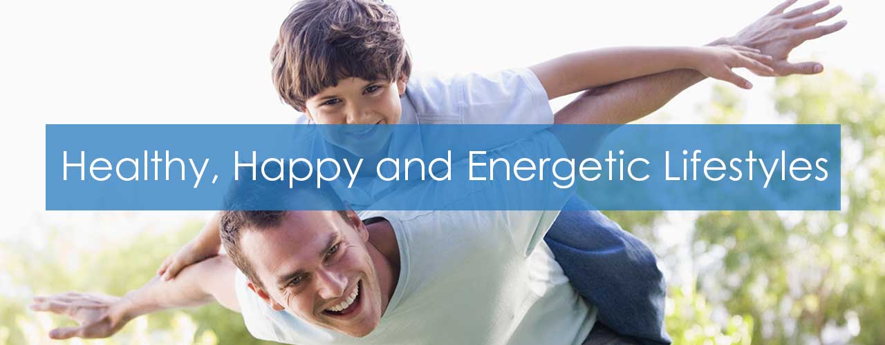 Healthy Lifestyles Home Page | Healthy, Happy & Energetic