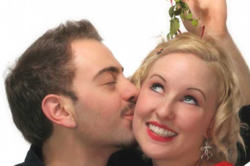 8 Types of Kisses for Intimate and Happy Relationships this Holiday Season