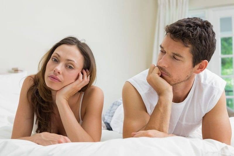 Low Woman's Libido Affecting Relationship