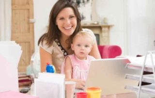 Home-Based Business for Moms in 5 Simple Successful Steps