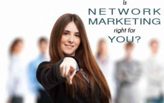 Is Network Marketing Right Successful Business for You?