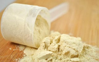 Raising Glutathione Levels Safely with Undenatured Whey Protein Triotein