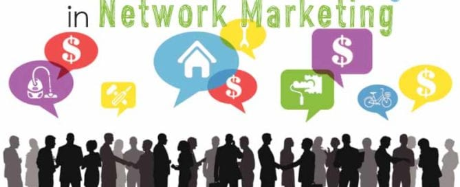 Empower Mindset of Sharing for Success in Network Marketing