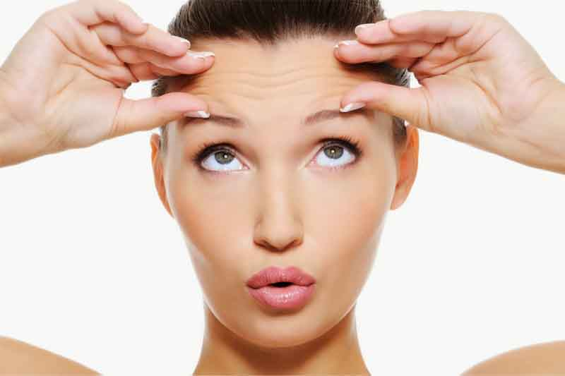 Top 10 Reasons for Wrinkles, Some May Surprise and Shock You